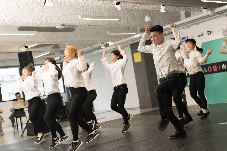 香港起舞‧全港中學生舞蹈賽2016 決賽活動回顧