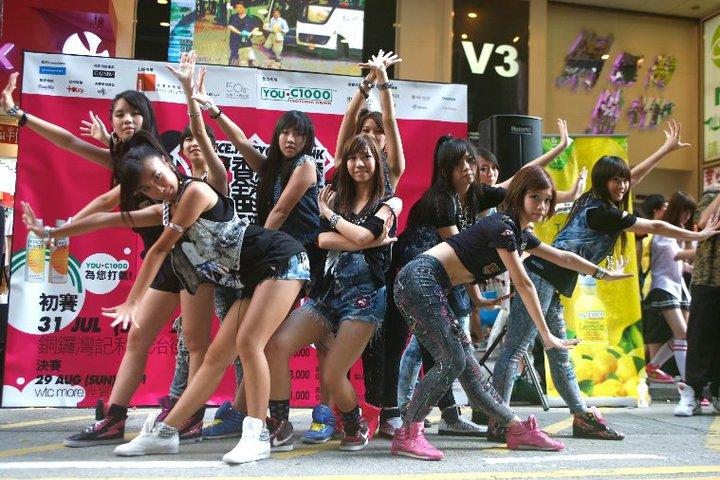 全港中學生舞蹈賽2010(2)