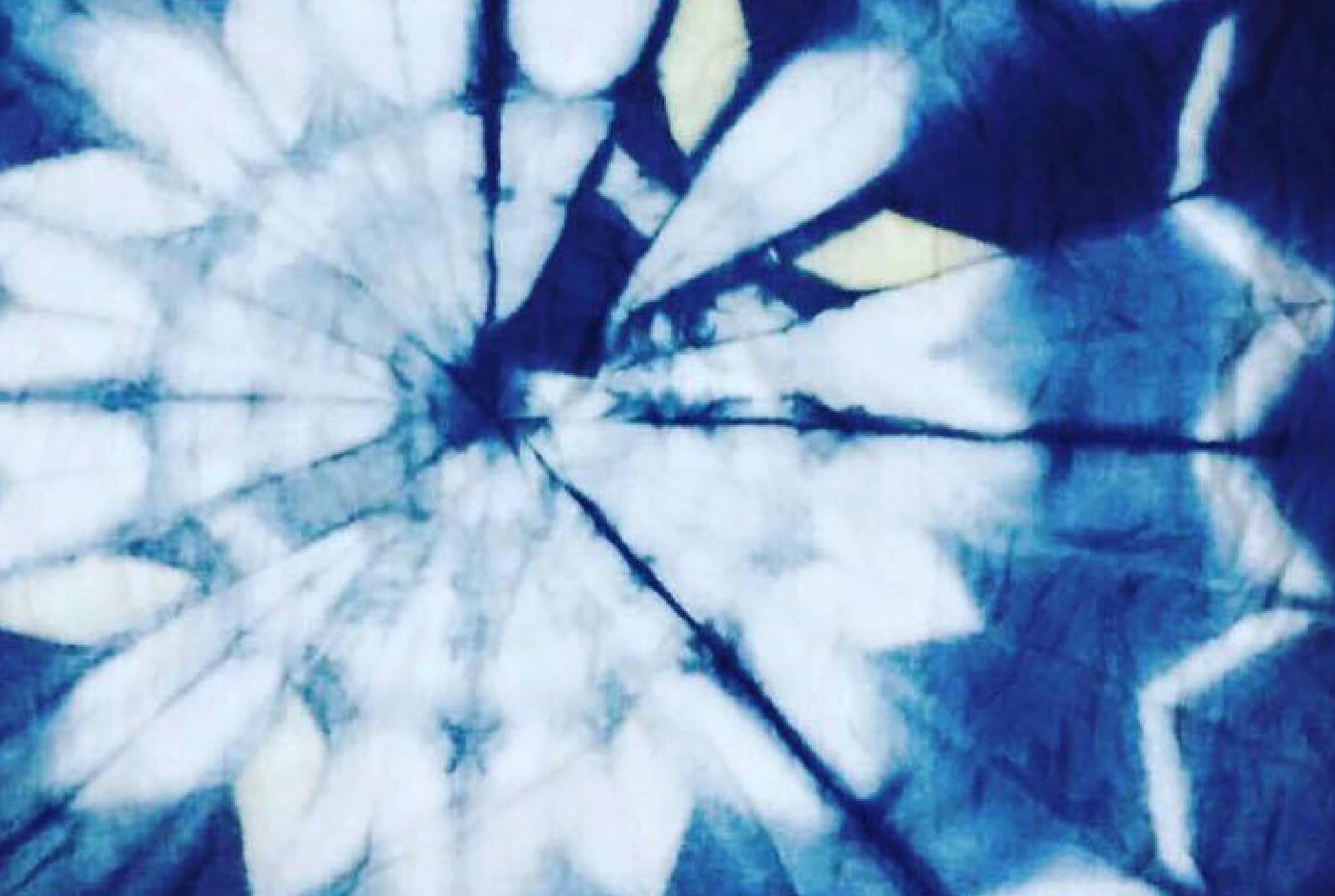 紮染藍色02-01