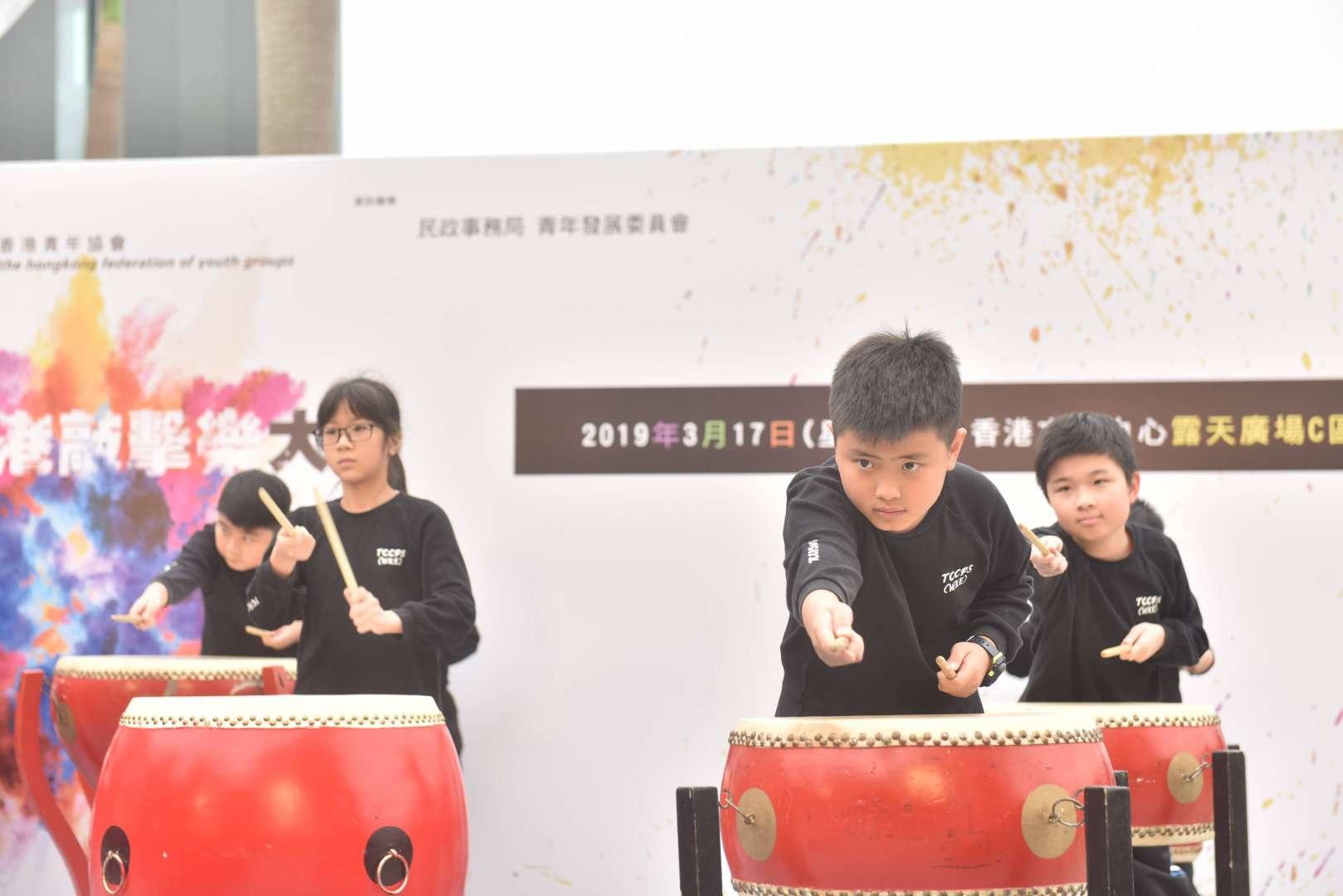 第四屆香港敲擊樂大賽 – 活動回顧